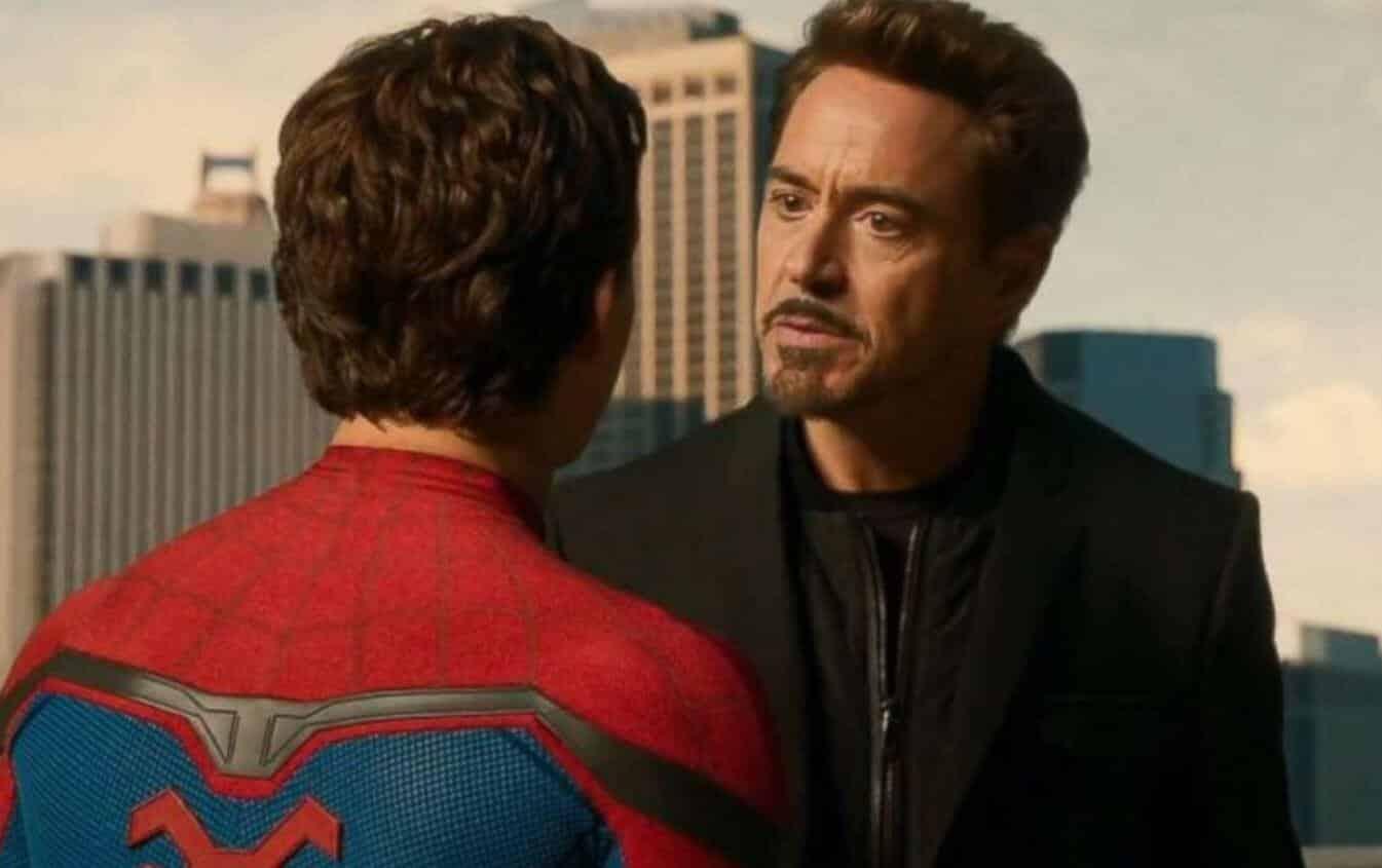Robert Downey Jr. Spider-Man