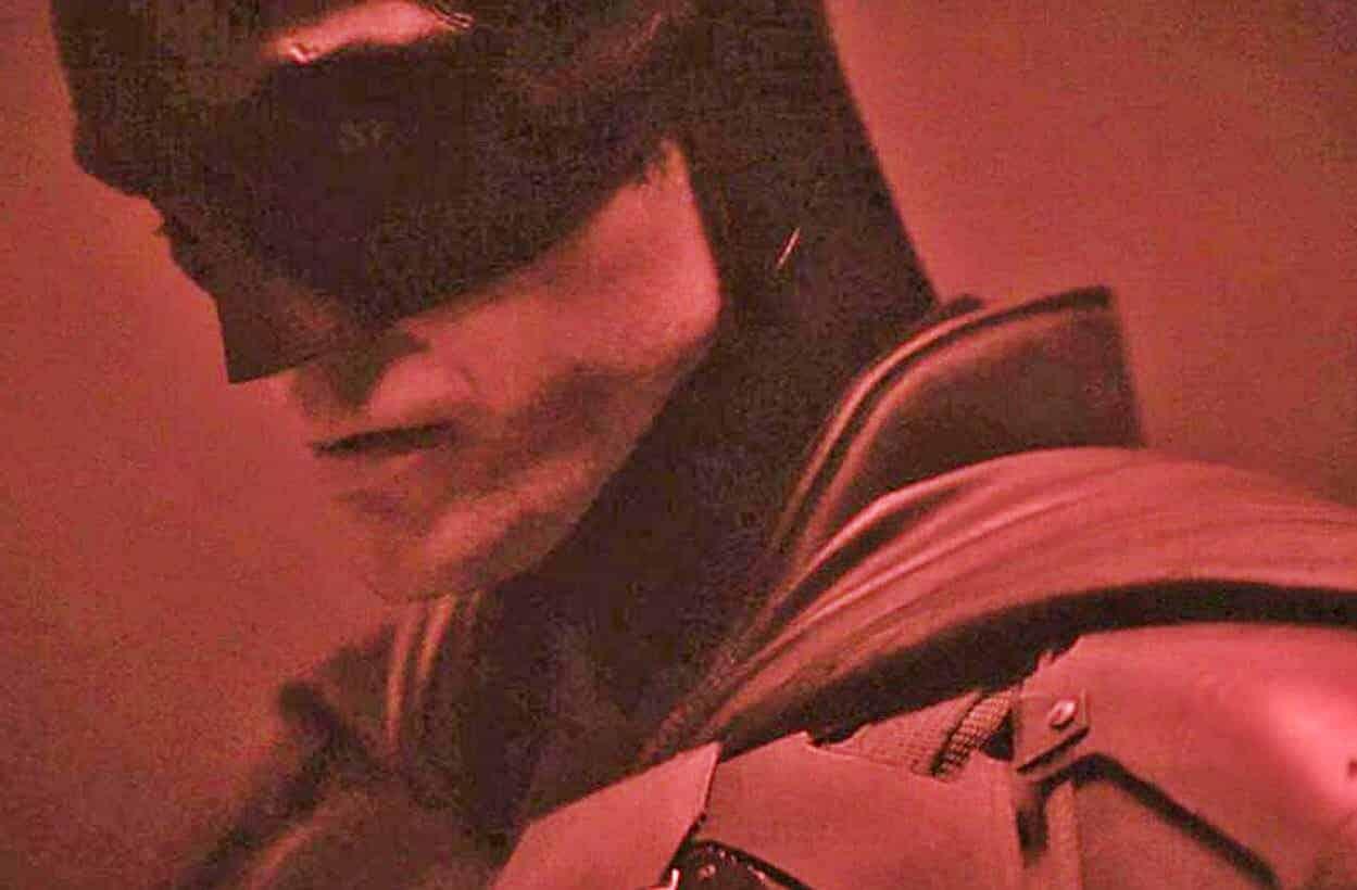 The Batman Robert Pattinson
