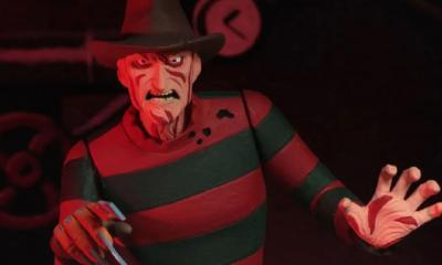 a nightmare on elm street freddy krueger animated