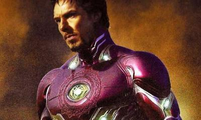 Iron Man Doctor Strange