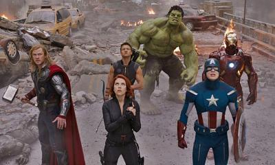 Kevin Feige The Avengers Marvel