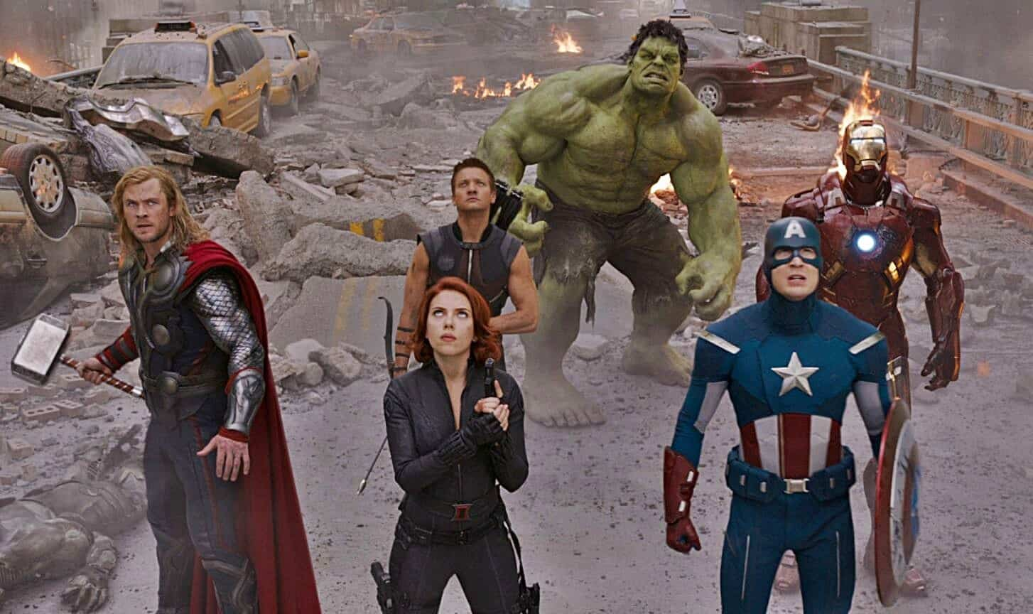 Kevin Feige The Avengers Marvel