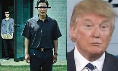 Parasite Donald Trump