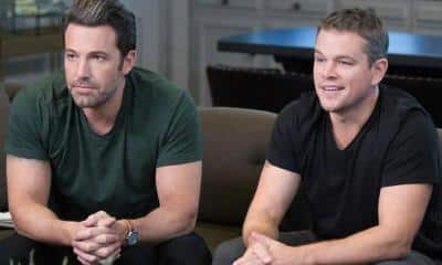 the last duel ben affleck matt damon