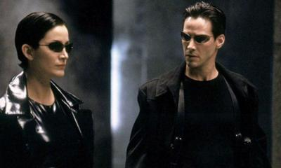 The Matrix 4 Neo Trinity