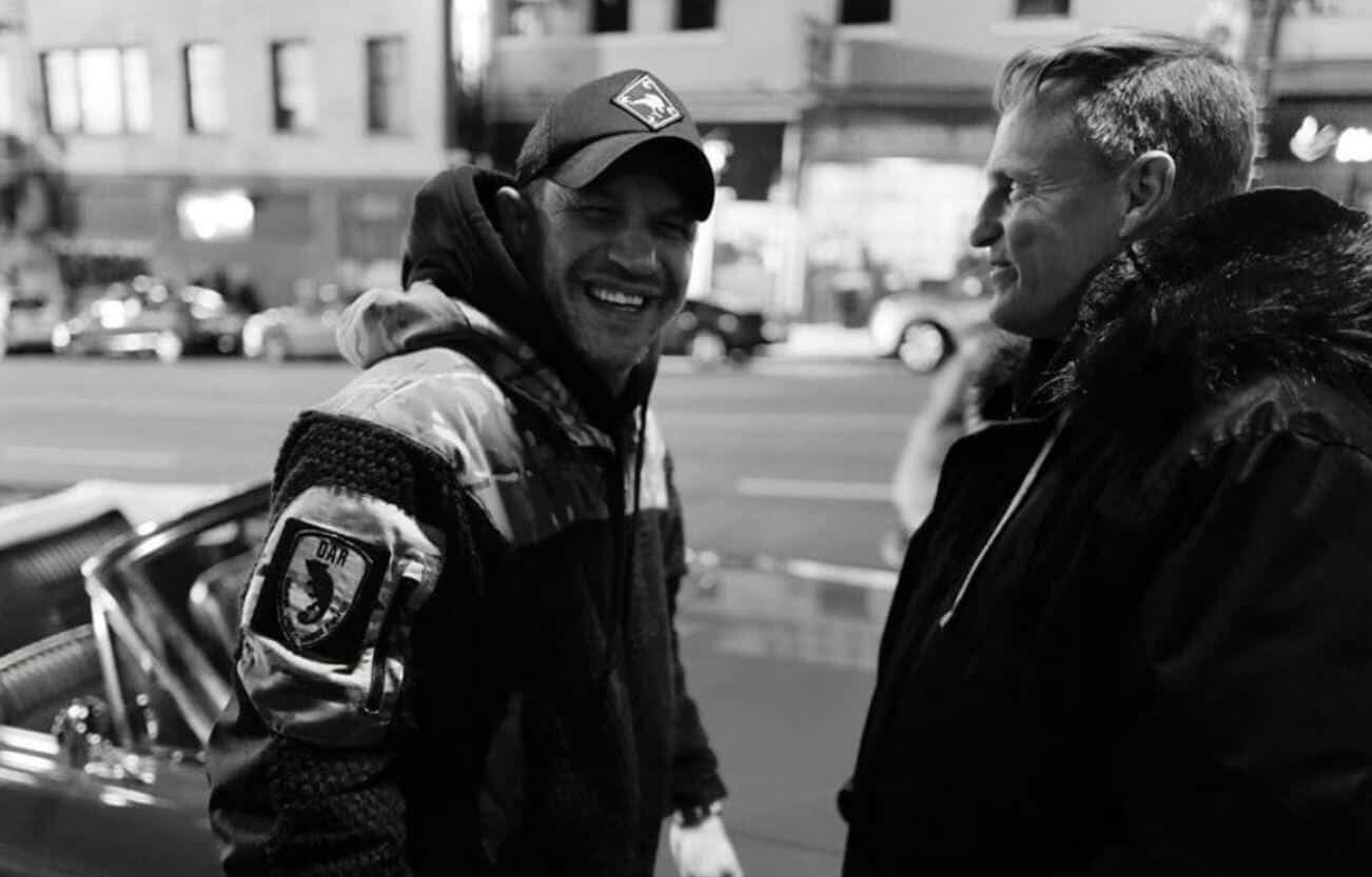 venom 2 tom hardy woody harrelson