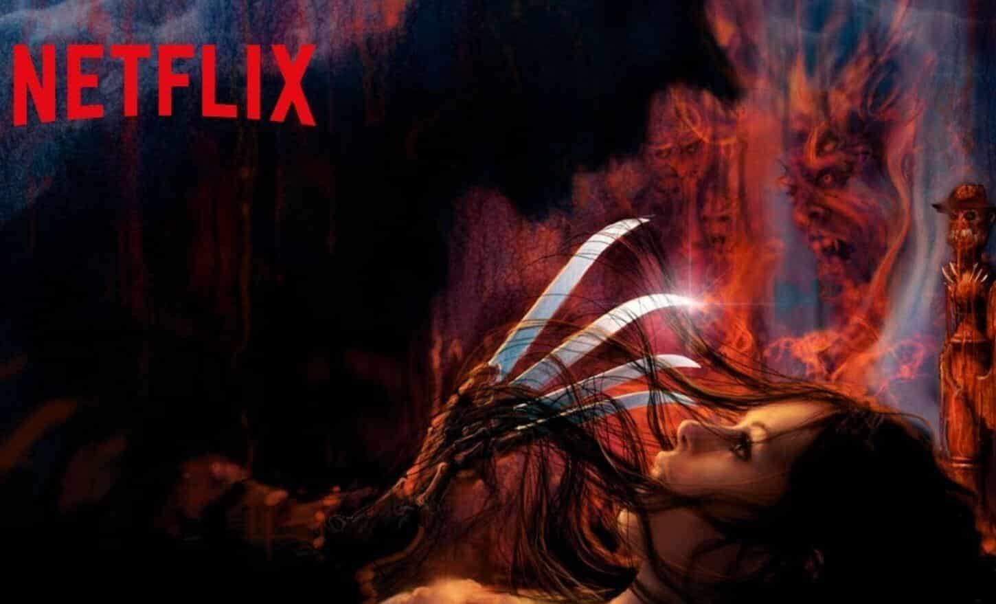 a nightmare on elm street netflix series