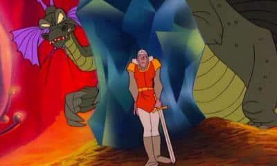 dragons lair movie