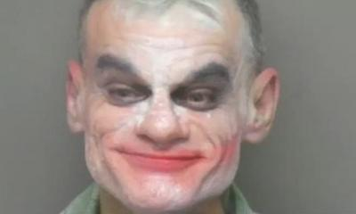 joker impersonator