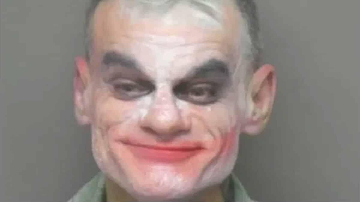 joker impersonator