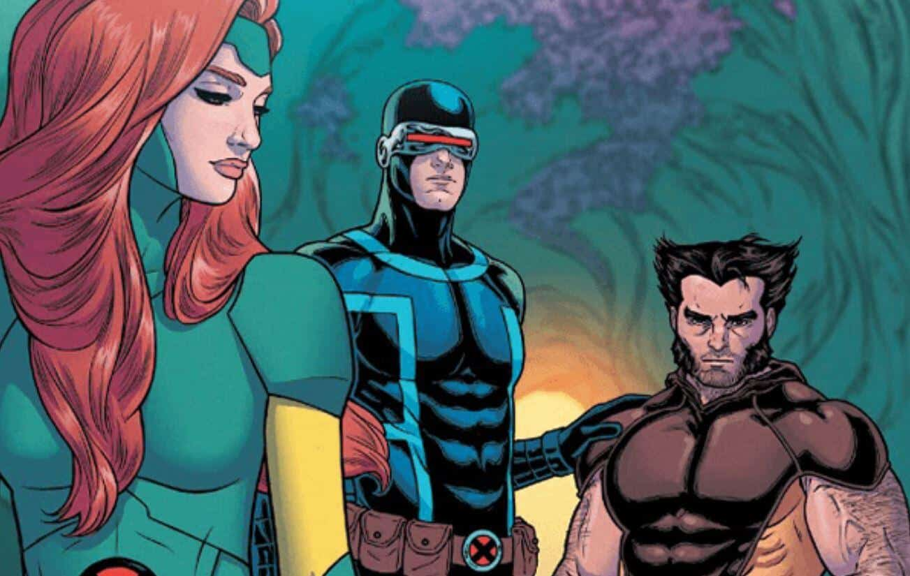 marvel wolverine cyclops jean grey