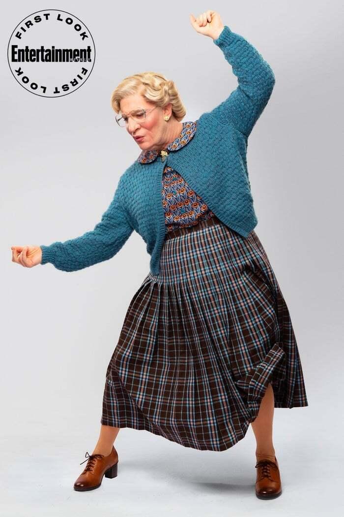 Mrs. Doubtfire Broadway