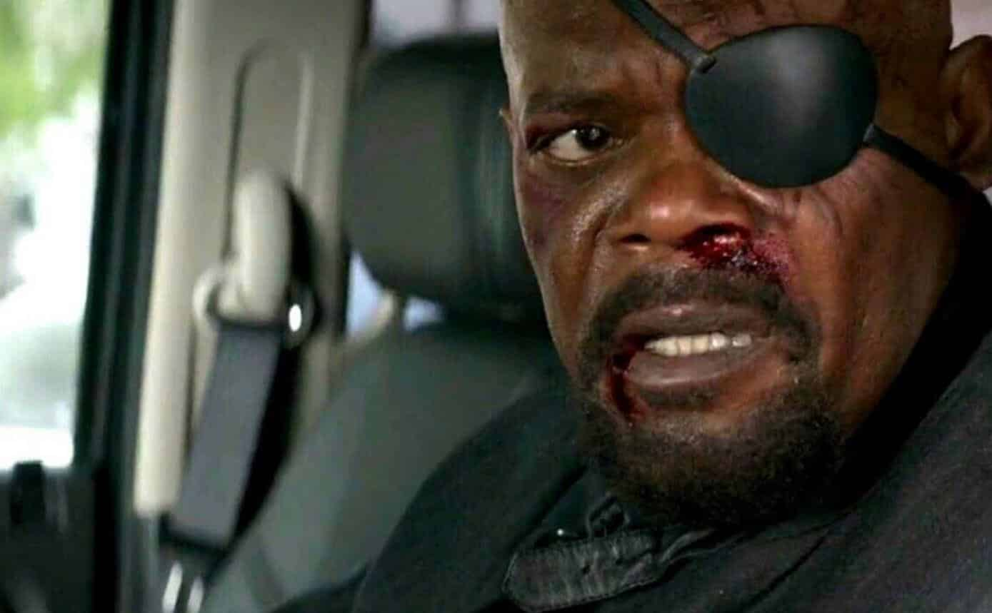 nick fury captain america: the winter soldier