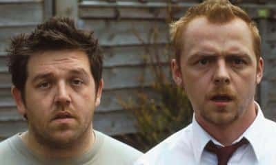 shaun of the dead simon pegg nick frost coronavirus