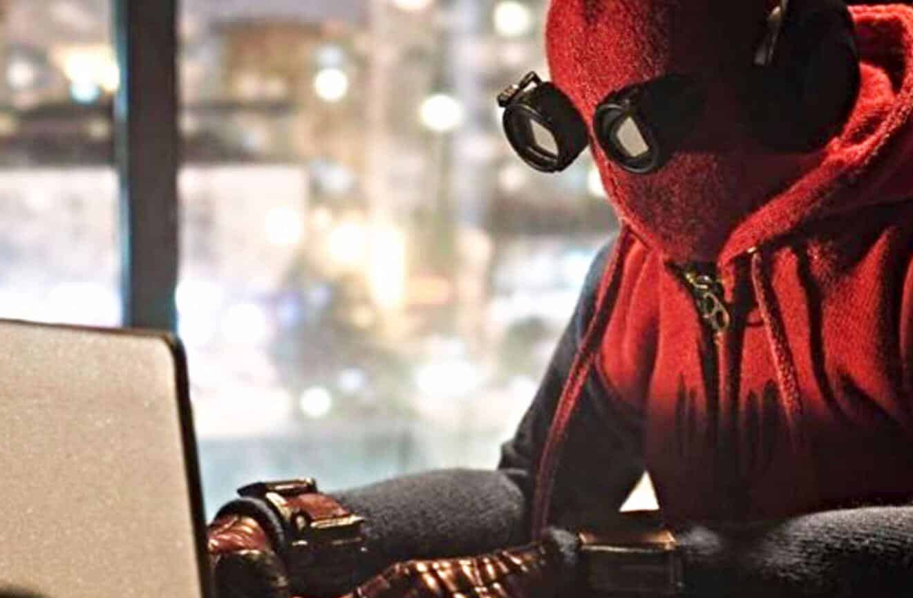 Spider-Man: Work From Home