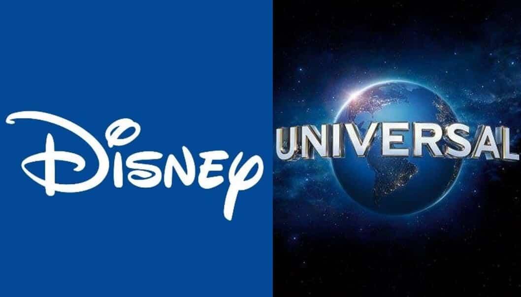 walt disney world universal studios