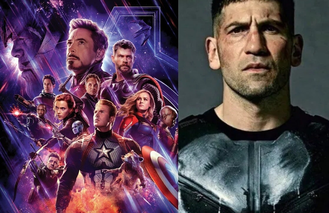 avengers: endgame punisher