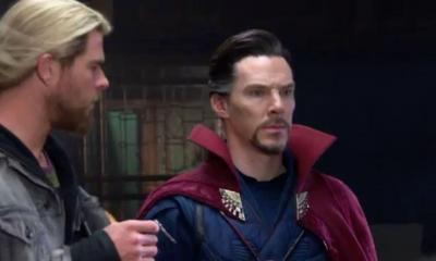 doctor strange 2 thor: love and thunder