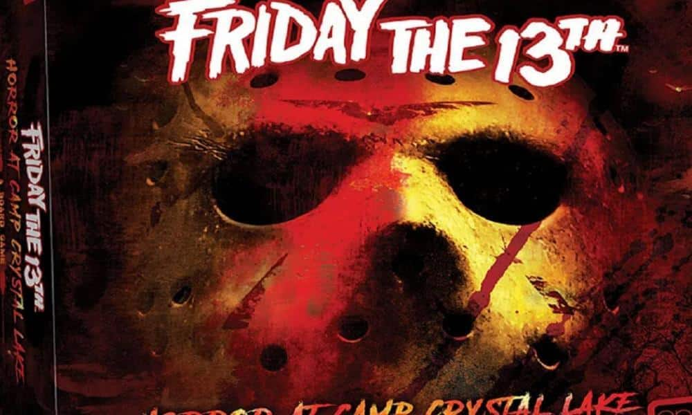 friday the 13th board game