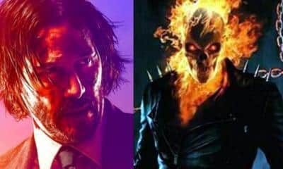ghost rider keanu reeves