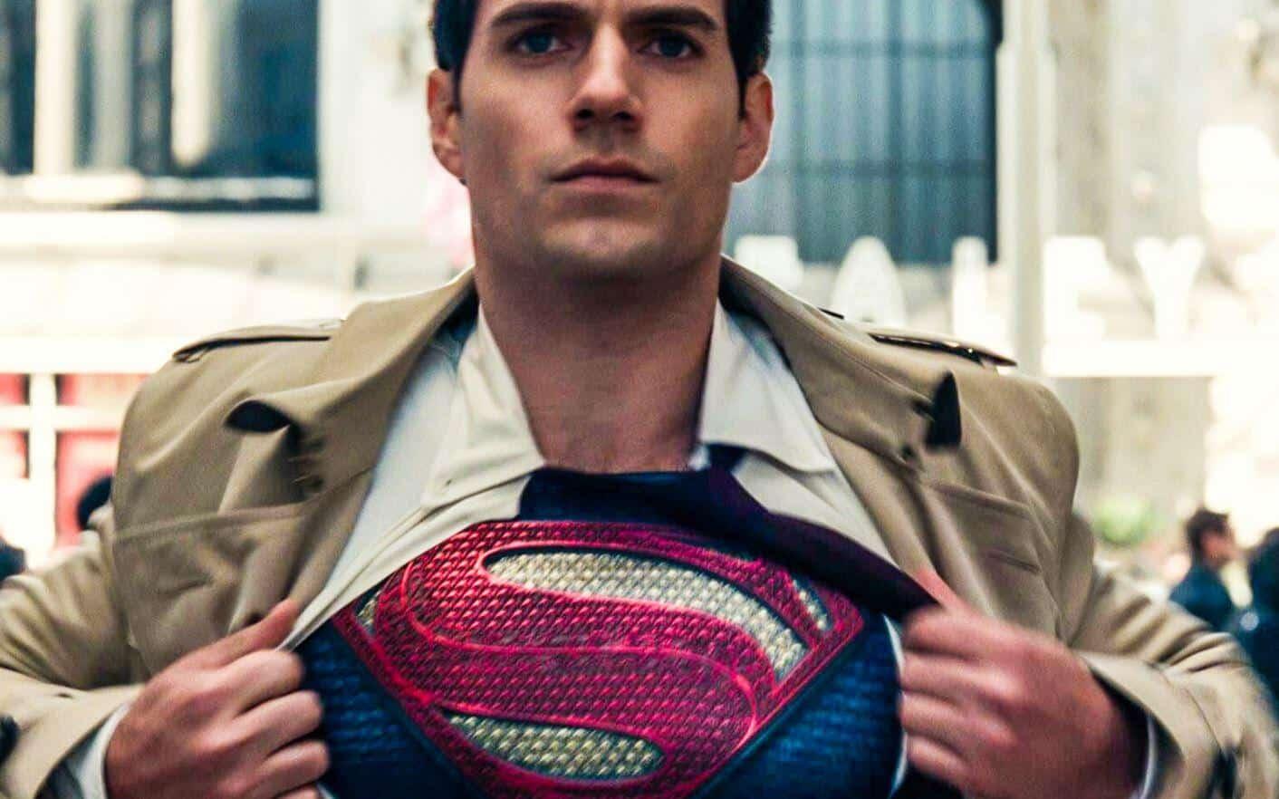 Henry Cavill superman return