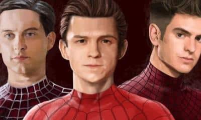 into the spider-verse spider-man actors