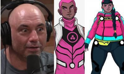 joe rogan marvel