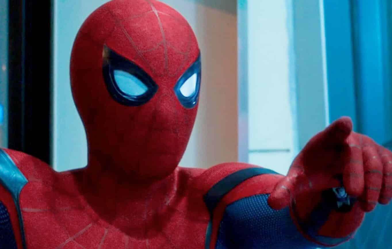 sony marvel movie spider-man