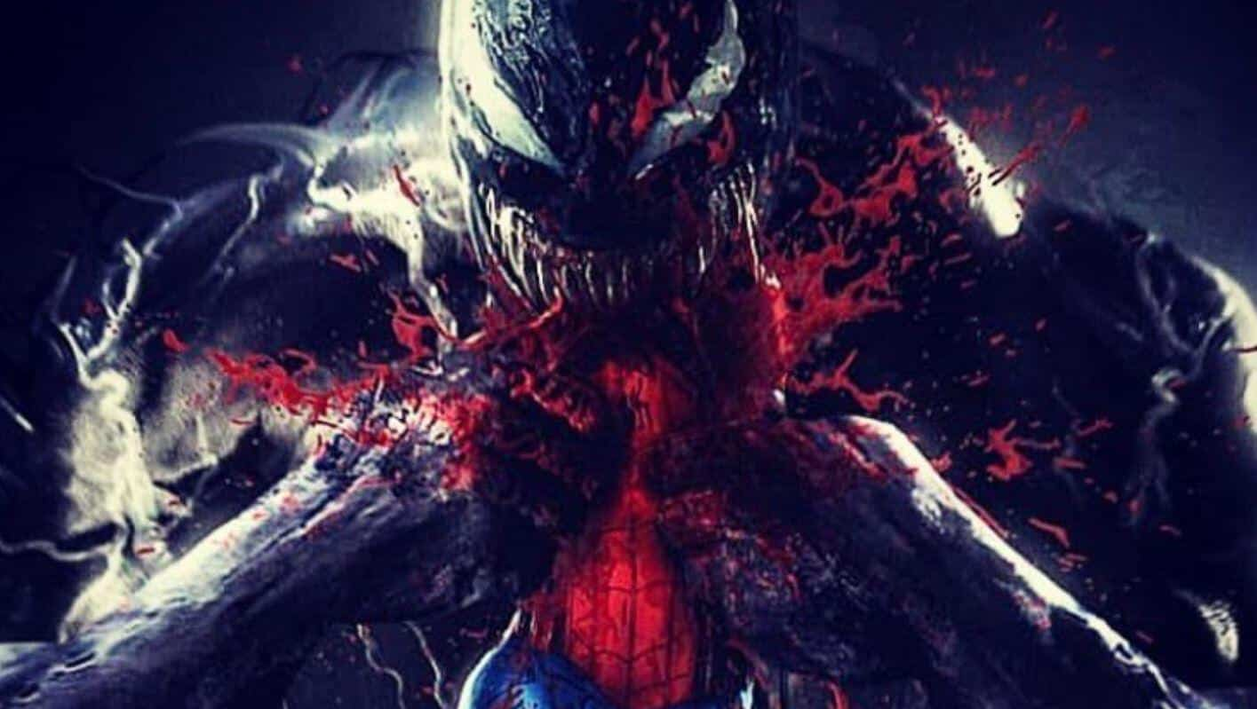 venom spider-man tom hardy
