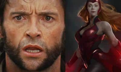 wolverine scarlet witch