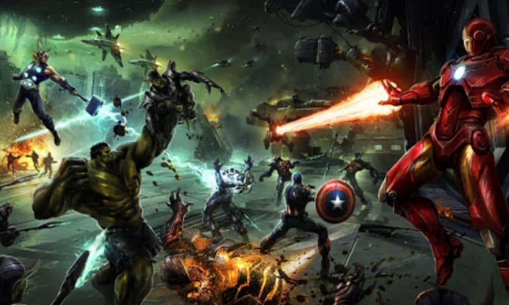 avengers cancelled game