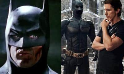 batman christian bale michael keaton