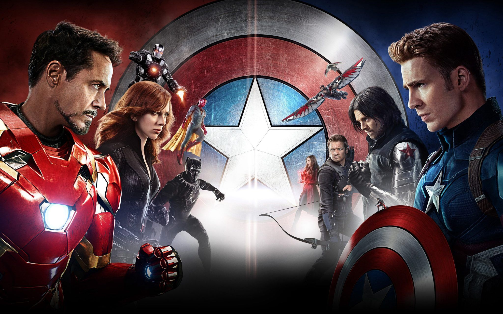 Cancel Culture Is Now Going After 'Captain America: Civil War'