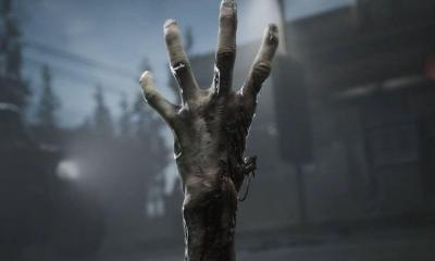 corpse hand