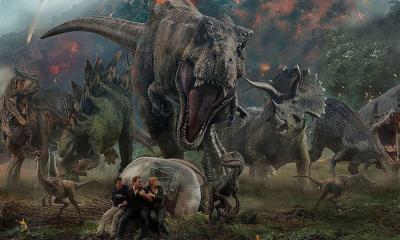 jurassic park dinosaurs