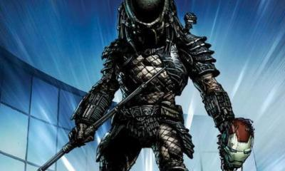 alien predator comics marvel