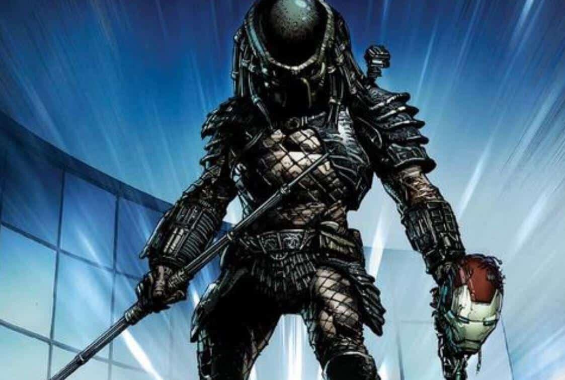 alien predator comics marvel