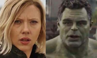 avengers: infinity war smart hulk