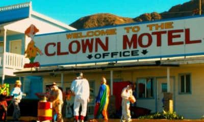 clown motel haunted