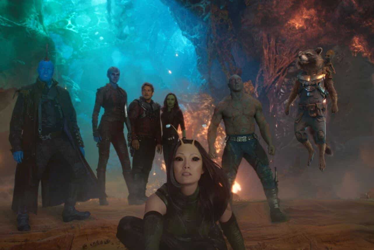 marvel mcu guardians of the galaxy 2