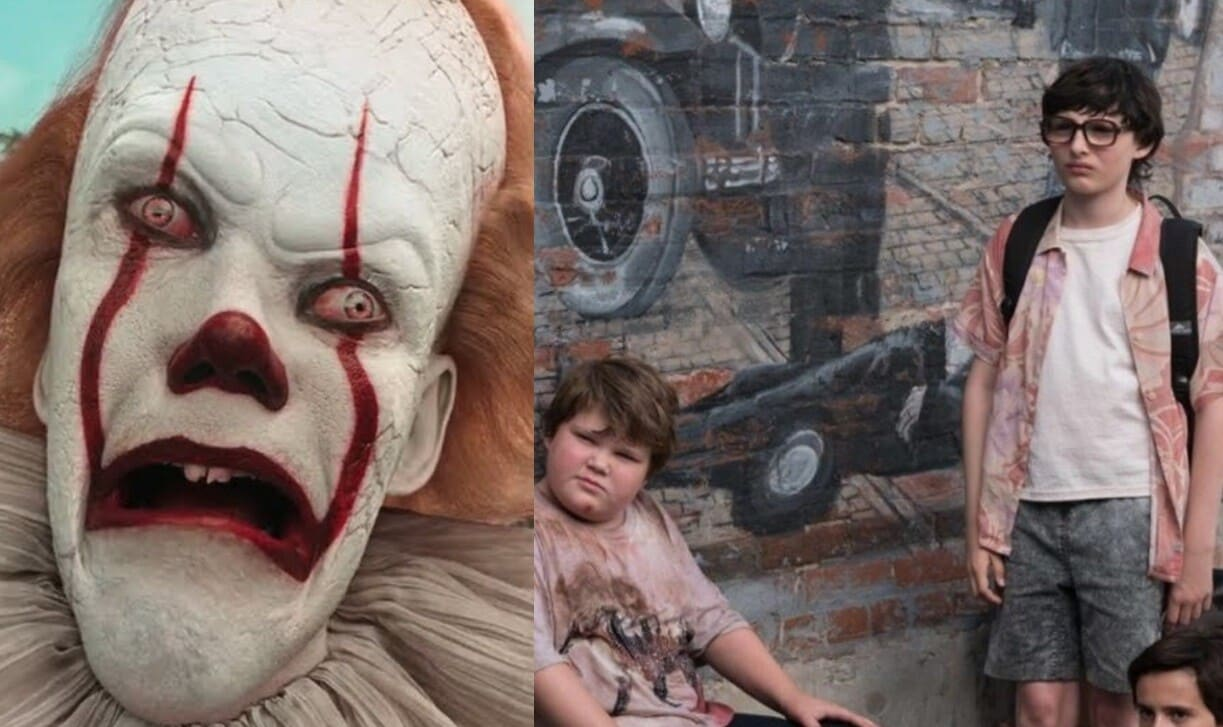 pennywise the clown hidden it movie chapter 1 2