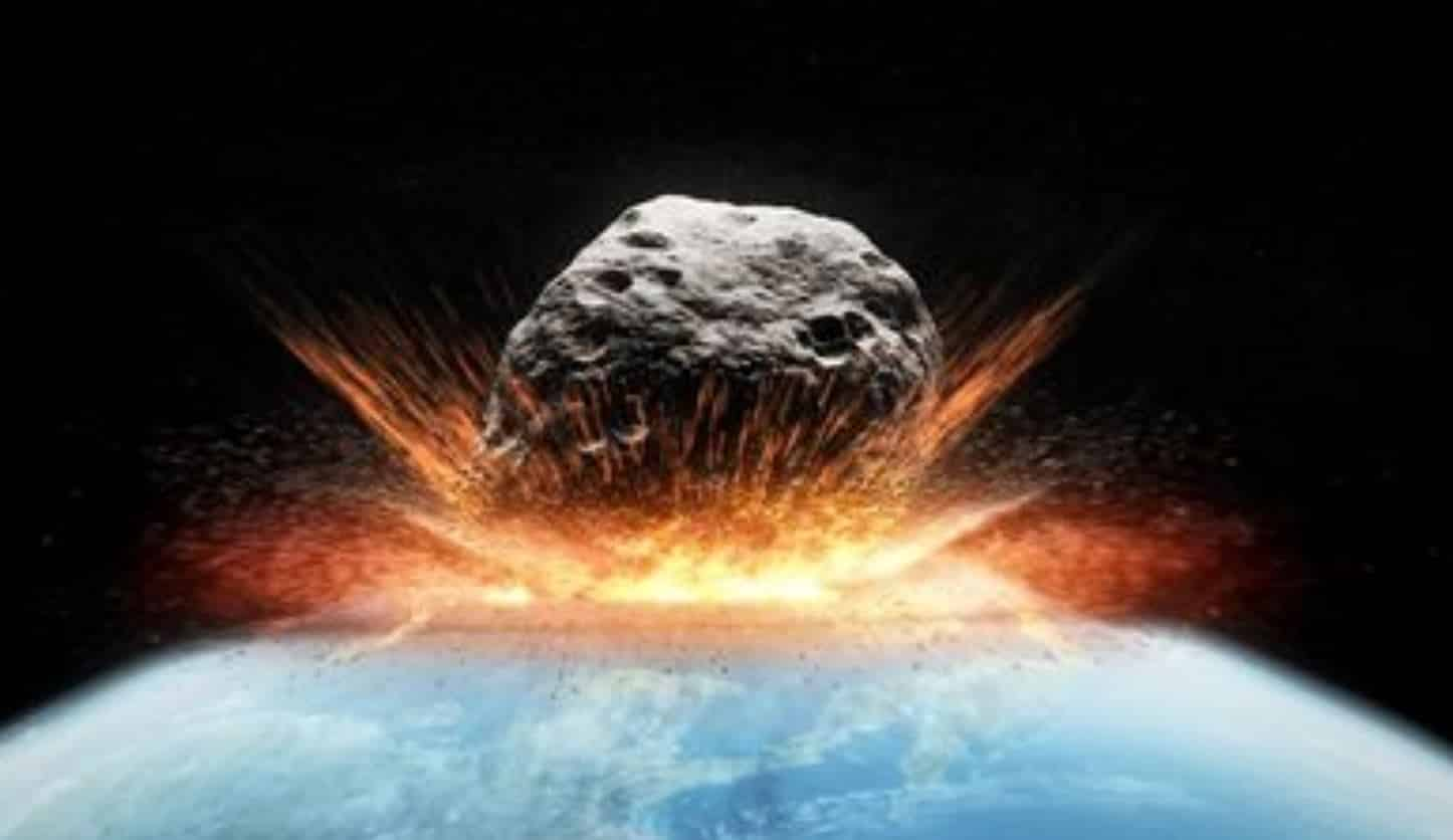 asteroid earth election day