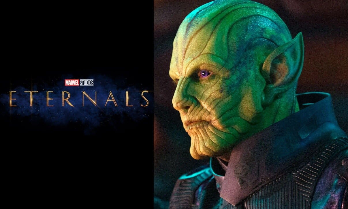 eternals mcu captain marvel skrulls deviants