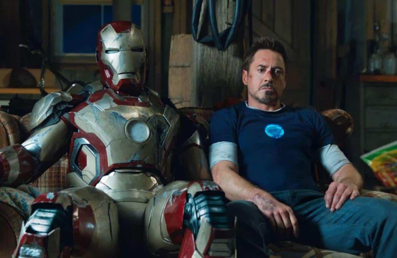 iron man suits mcu