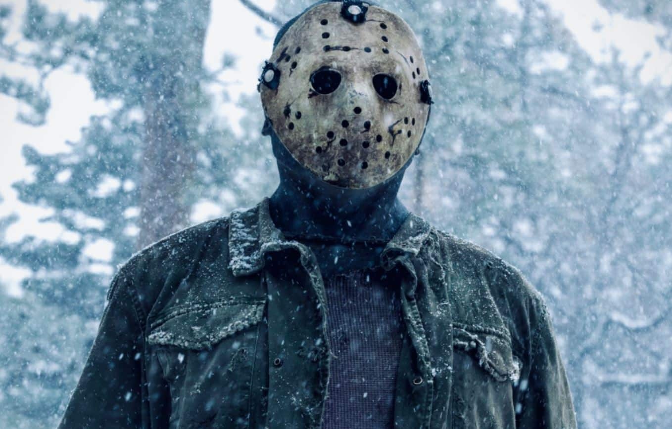 never hike in the snow jason voorhees