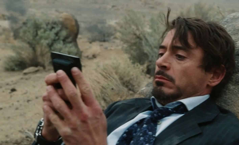 tony stark iron man phone number