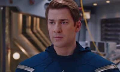 captain america john krasinski