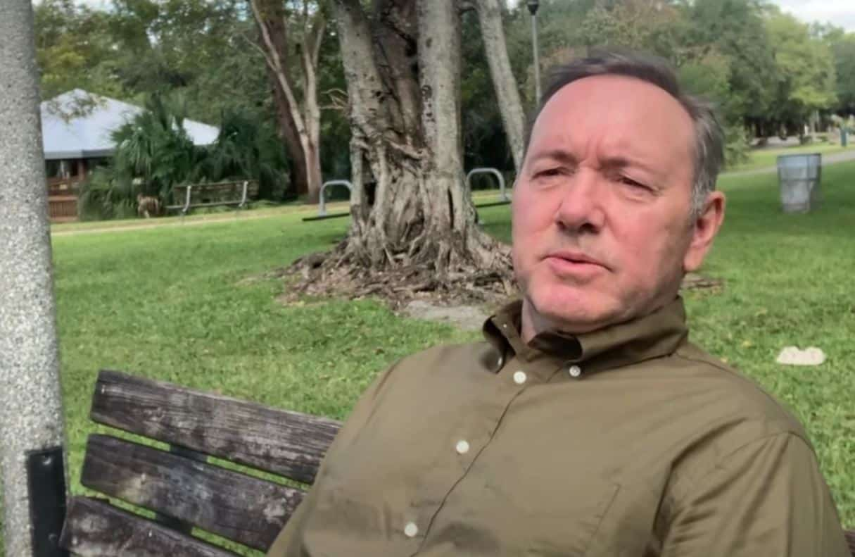kevin spacey christmas 2020