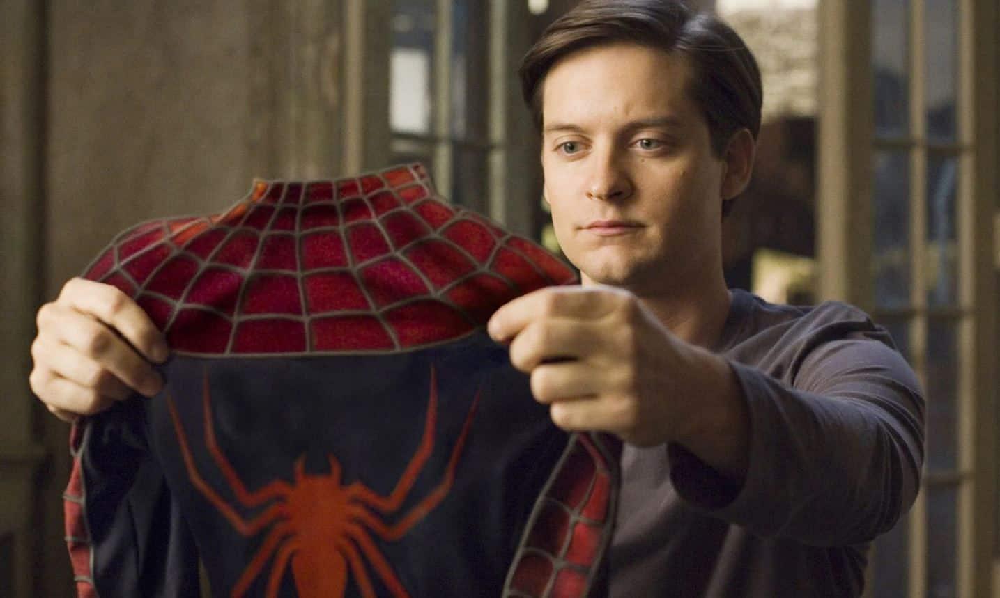 tobey maguire spider-man 3