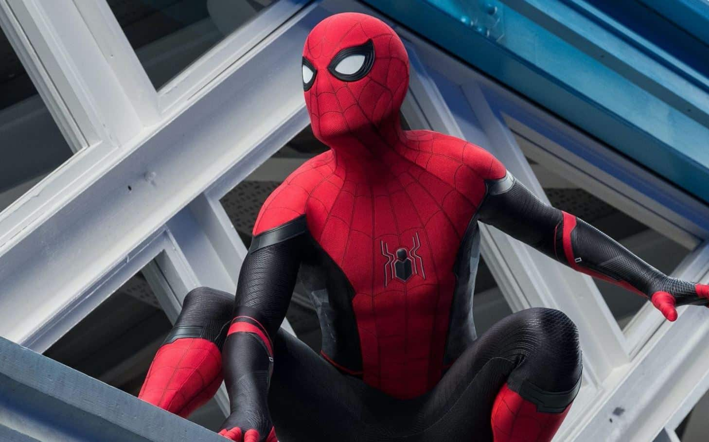 """""""Spider-Man: Far From Home"""" (2019)"""